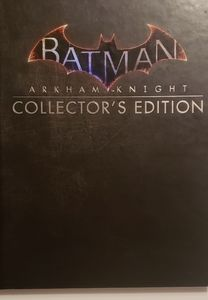 Batman Arkham Knight Collector's Strategy Guide